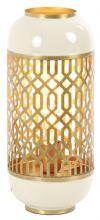 Light & Living Tafellamp 'Rohat', warm grijs