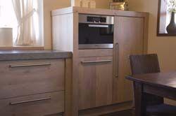 De voordeligste woonwinkel van nederland landelijke keuken in white wash - Land keuken model ...