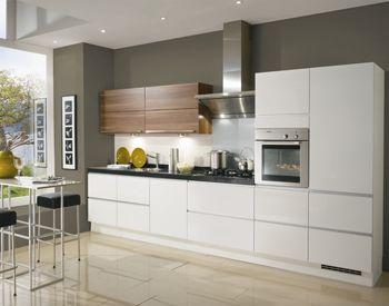 de voordeligste woonwinkel van nederland nobilia primo aktiekeuken 32268. Black Bedroom Furniture Sets. Home Design Ideas