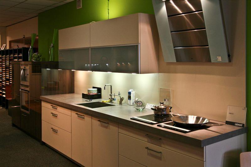 Leicht Keuken Met Betonnen Fronten : leicht 34806 mooie leicht keuken ...
