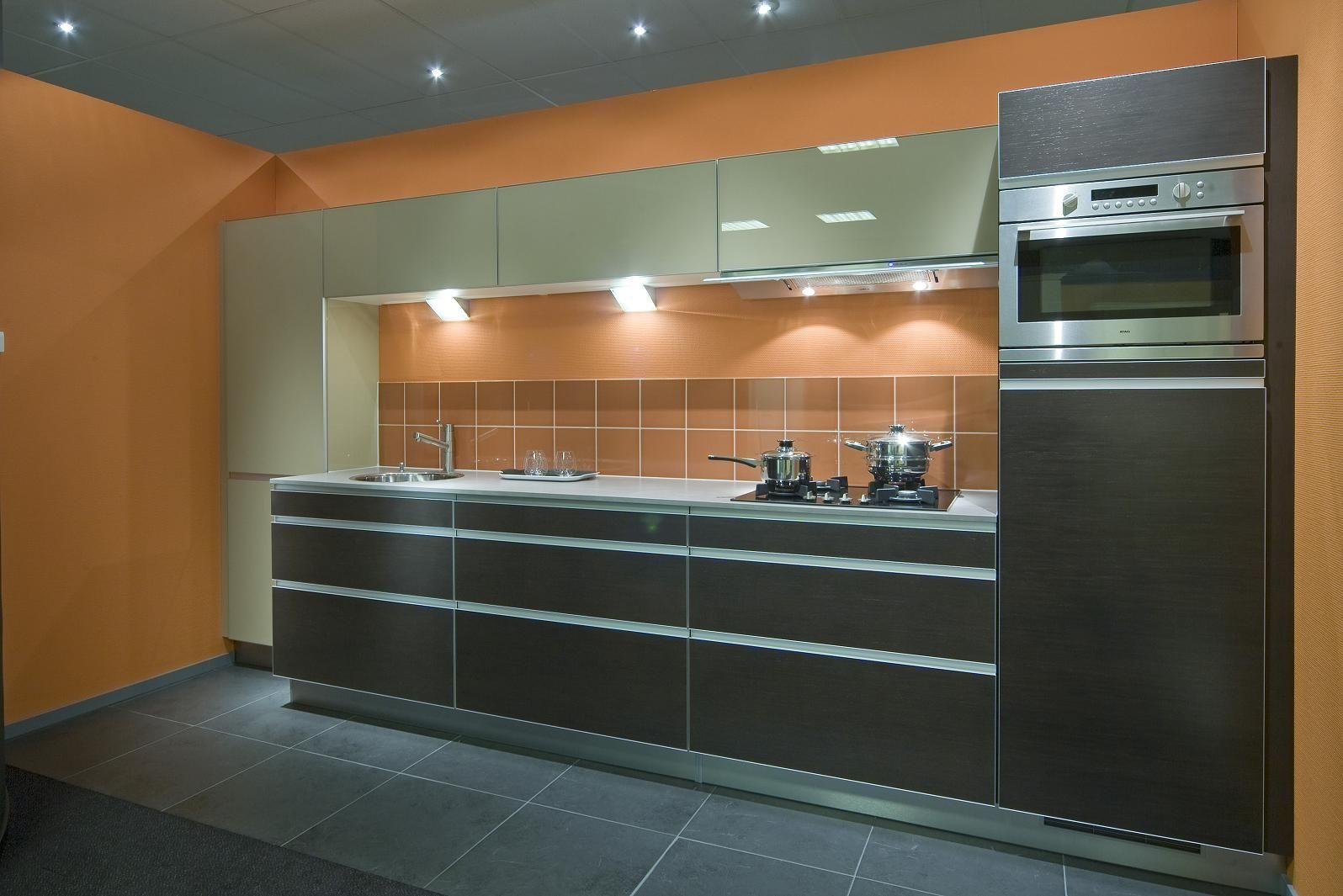 De voordeligste woonwinkel van nederland alno semi greeploze keuken - Afbeelding van keuken amenagee ...
