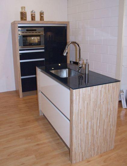 ... woonwinkel van Nederland!  moderne greeploze keuken [26363