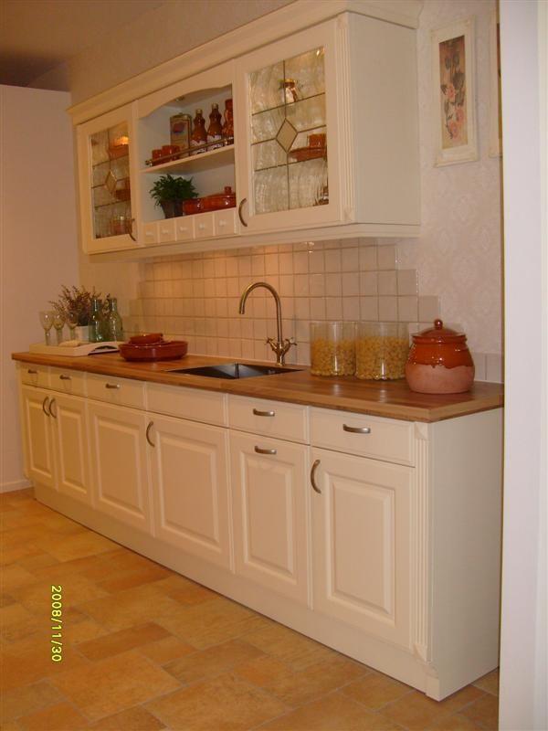 Keuken Parallel Opstelling : breda 26797 schitterende nostalgische keuken in parallel opstelling