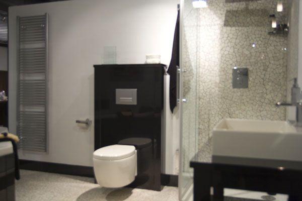 Designradiator sch vis 161113 ontwerp inspiratie voor de badkamer en de kamer - Kamer van rustieke chic badkamer ...