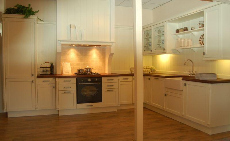 Creme Keuken : woonwinkel van Nederland! Schmidt Maryville Creme Oxford [24243