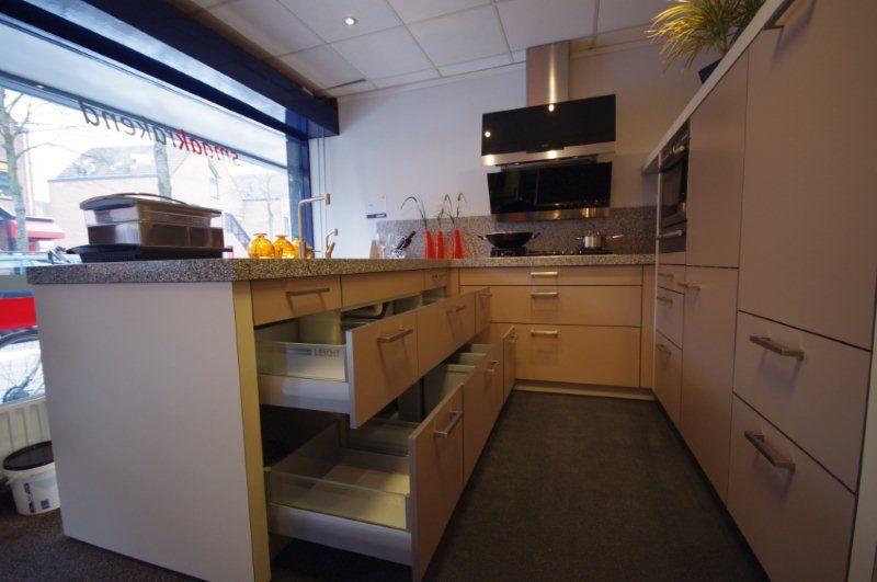 Keuken Kleur Sahara : woonwinkel van Nederland! Leicht Pinta Sahara/Gobi [36856