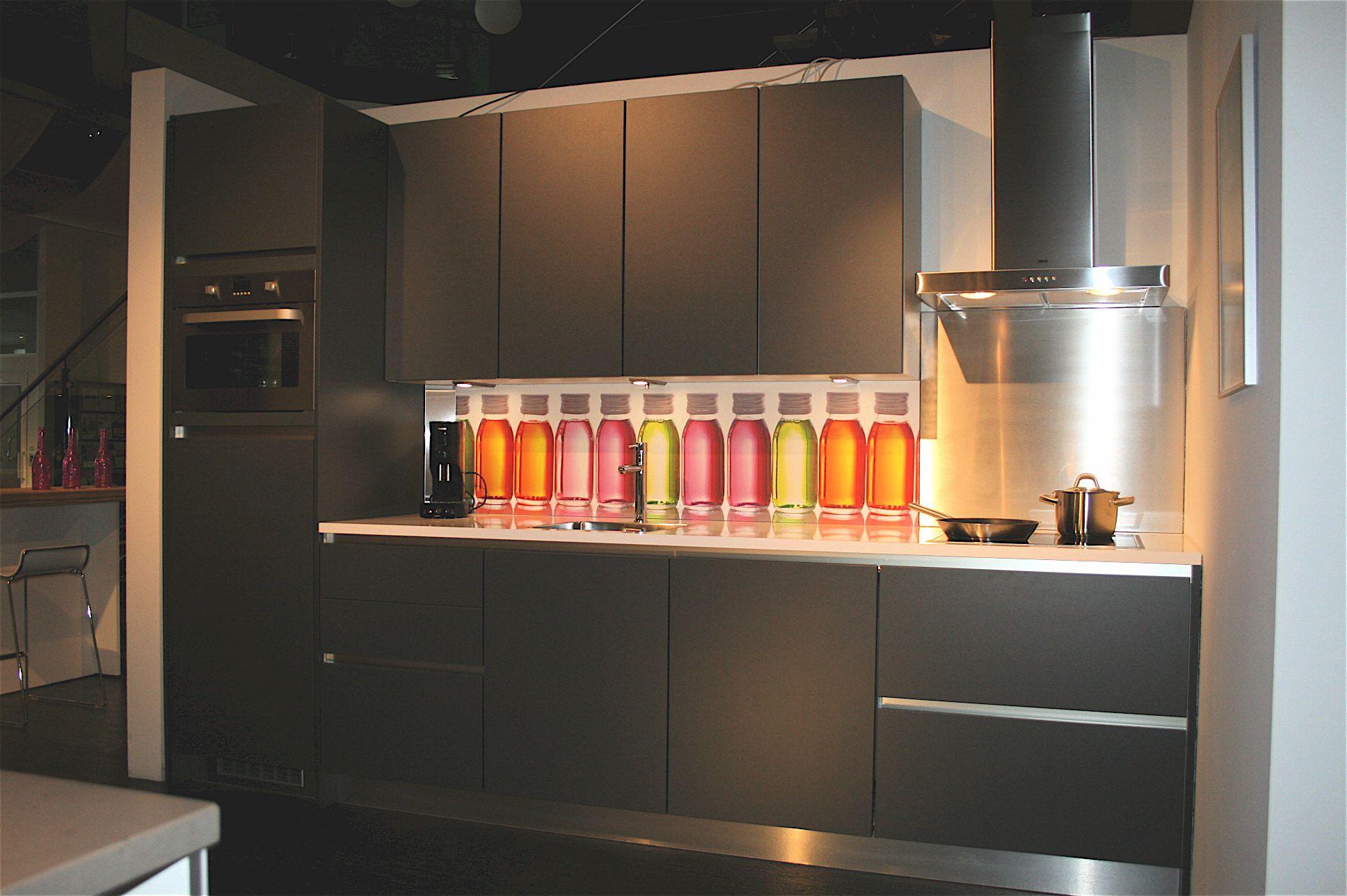 Idee keuken rechte - Idee deco keuken wit ...
