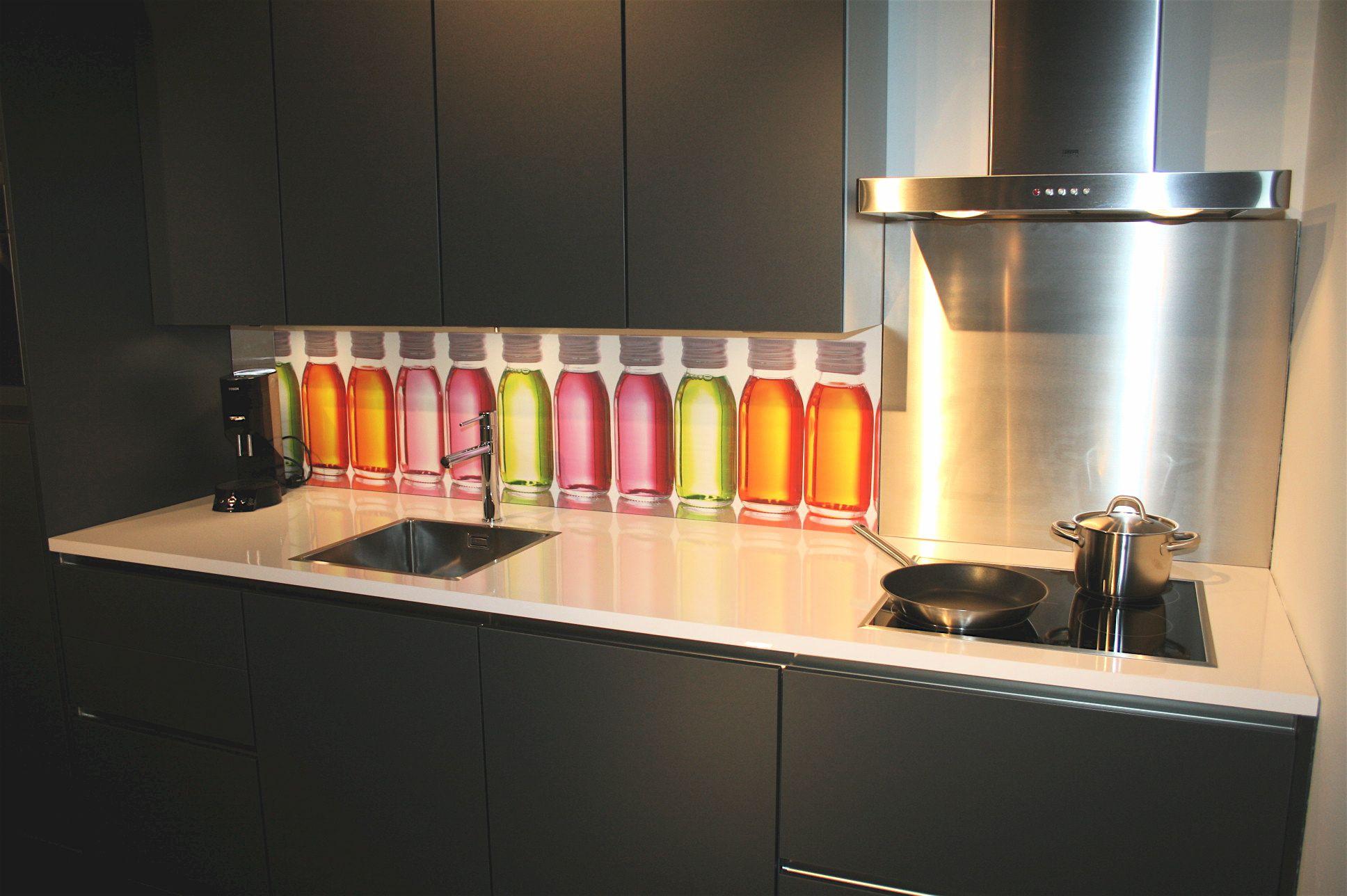 Antraciet Kleur Keuken : Showroomkorting.nl De voordeligste woonwinkel van Nederland!