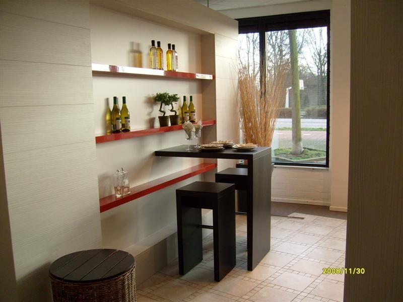 ... woonwinkel van Nederland! : gezellige levendige rechte keuken [26798