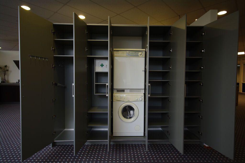 Kast Wasmachine Droger : Kast wasmachine droger unique kleine badkamer met wasmachine fresh