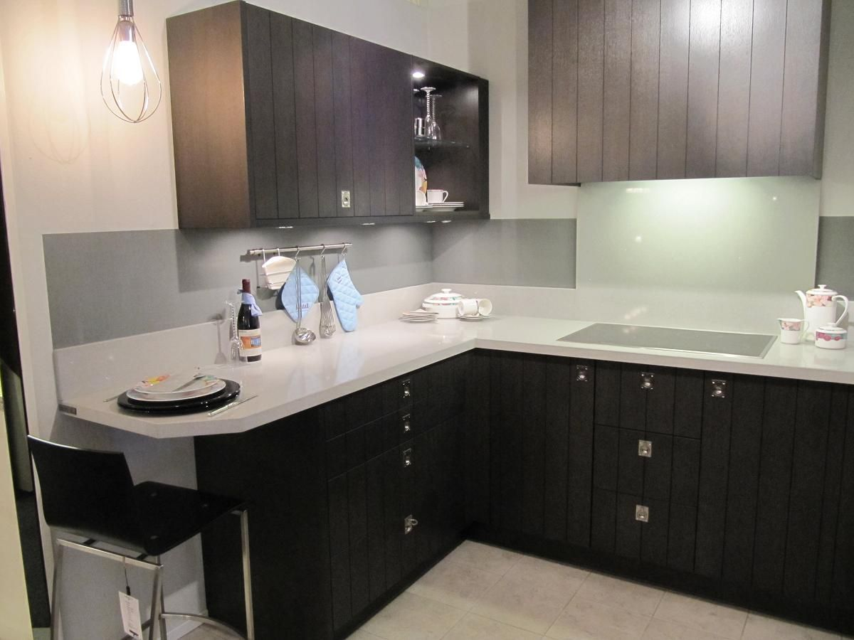 Keuken Fineer Vervangen : woonwinkel van Nederland! Strakke design fineer keuken [35273