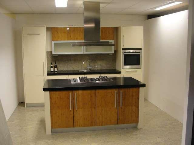Keuken Afmetingen : woonwinkel van Nederland! Moderne kookeiland keuken [44788