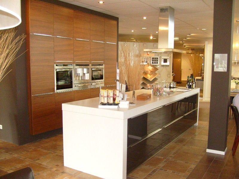 Keuken walnoot beste inspiratie voor huis ontwerp - Keuken eiland goedkoop ...