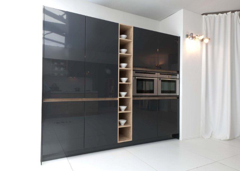 Moderne Strakke Keuken : strakke moderne keuken 5 44856 strakke moderene keuken met grote losse