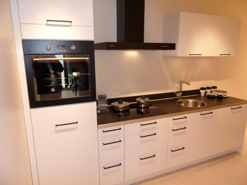 witte hoogglans keuken 44945 prachtige complete keuken voor een ...