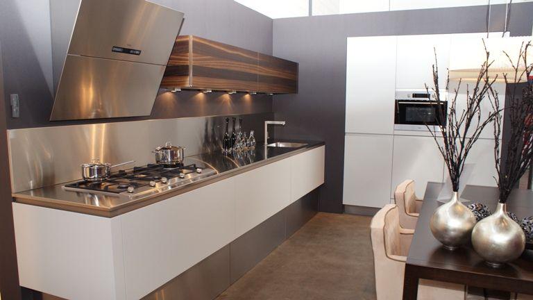 De voordeligste woonwinkel van nederland design keuken gelakt rational - Witte keuken voorzien van gelakt ...