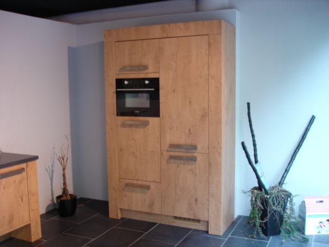 Keuken Schouw Hoogte : vaatwasser op hoogte,brede kookplaat,design schouw en Combi-Magnetron