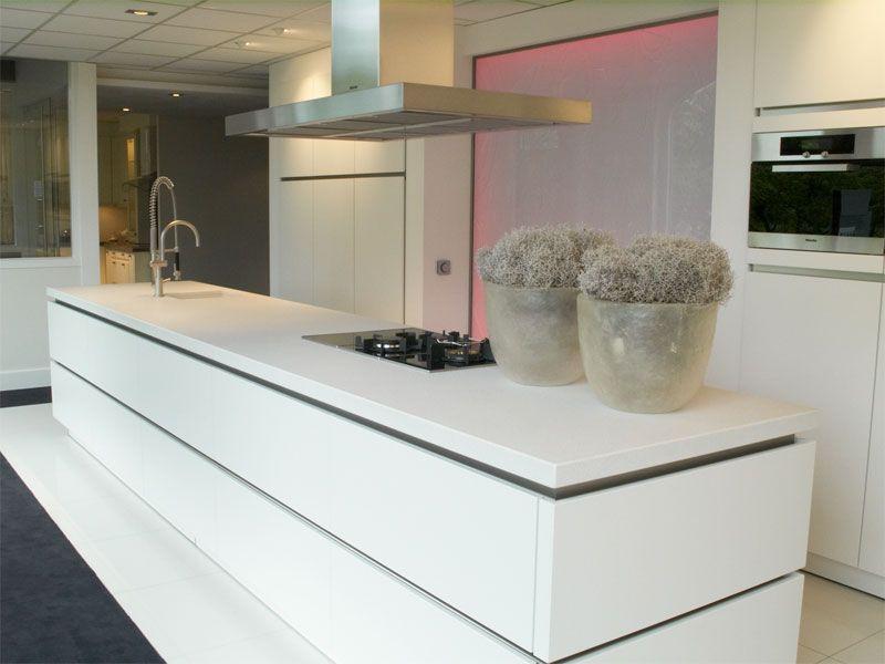 Keuken Wit Mat : voordeligste woonwinkel van Nederland! Zeyko horizon mat wit [26327