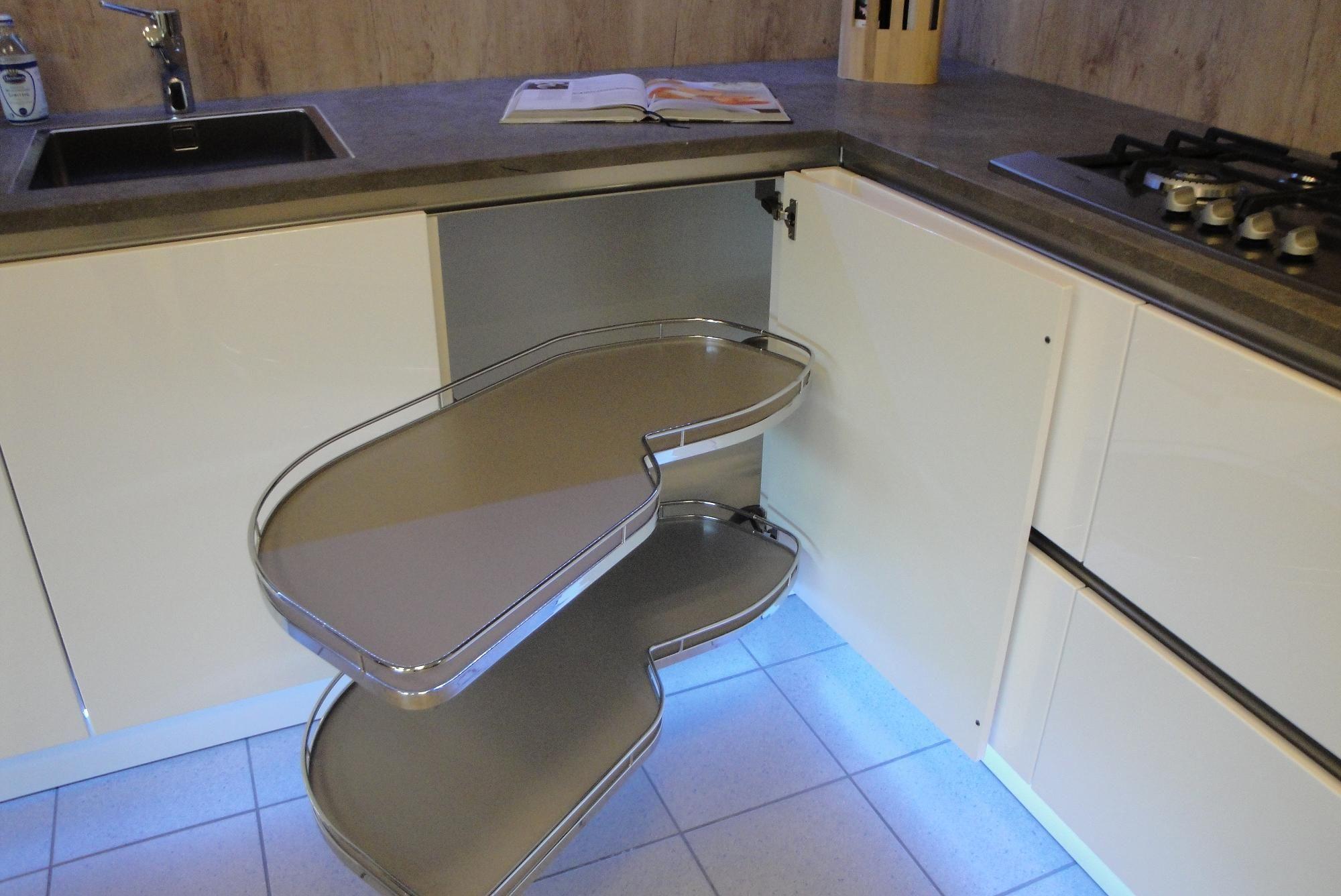Ontwerp keukenkast lage - Centrale eiland houten keuken ...