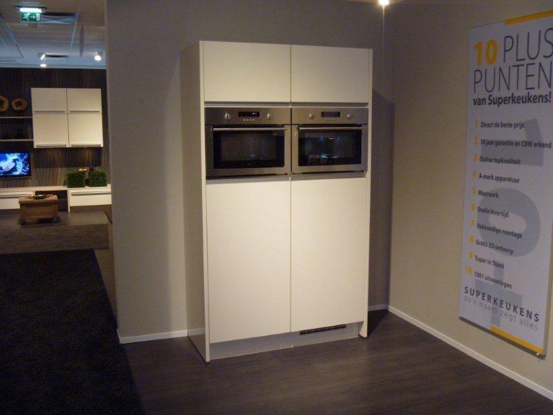 Moderne greeploze rechte keuken beste inspiratie voor huis ontwerp - Afbeelding van keuken amenagee ...