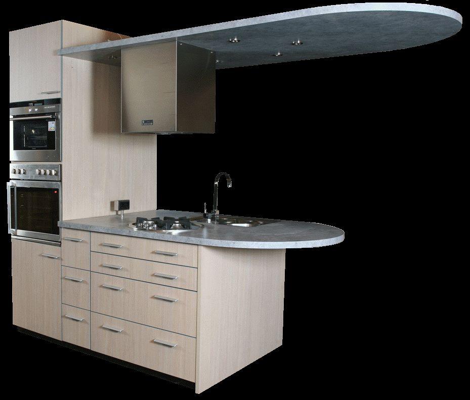 De voordeligste woonwinkel van nederland bribus compact eiland 45202 - Werkblad gelamineerd compact ...