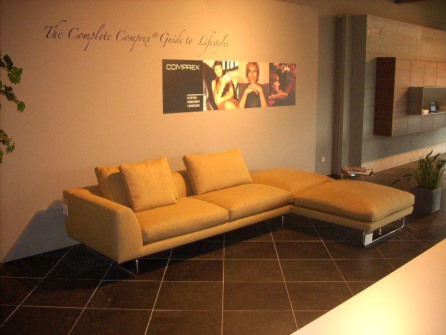 Showroomkorting nl   De voordeligste woonwinkel van Nederland!   i4Mariani design hoekbank [23025]