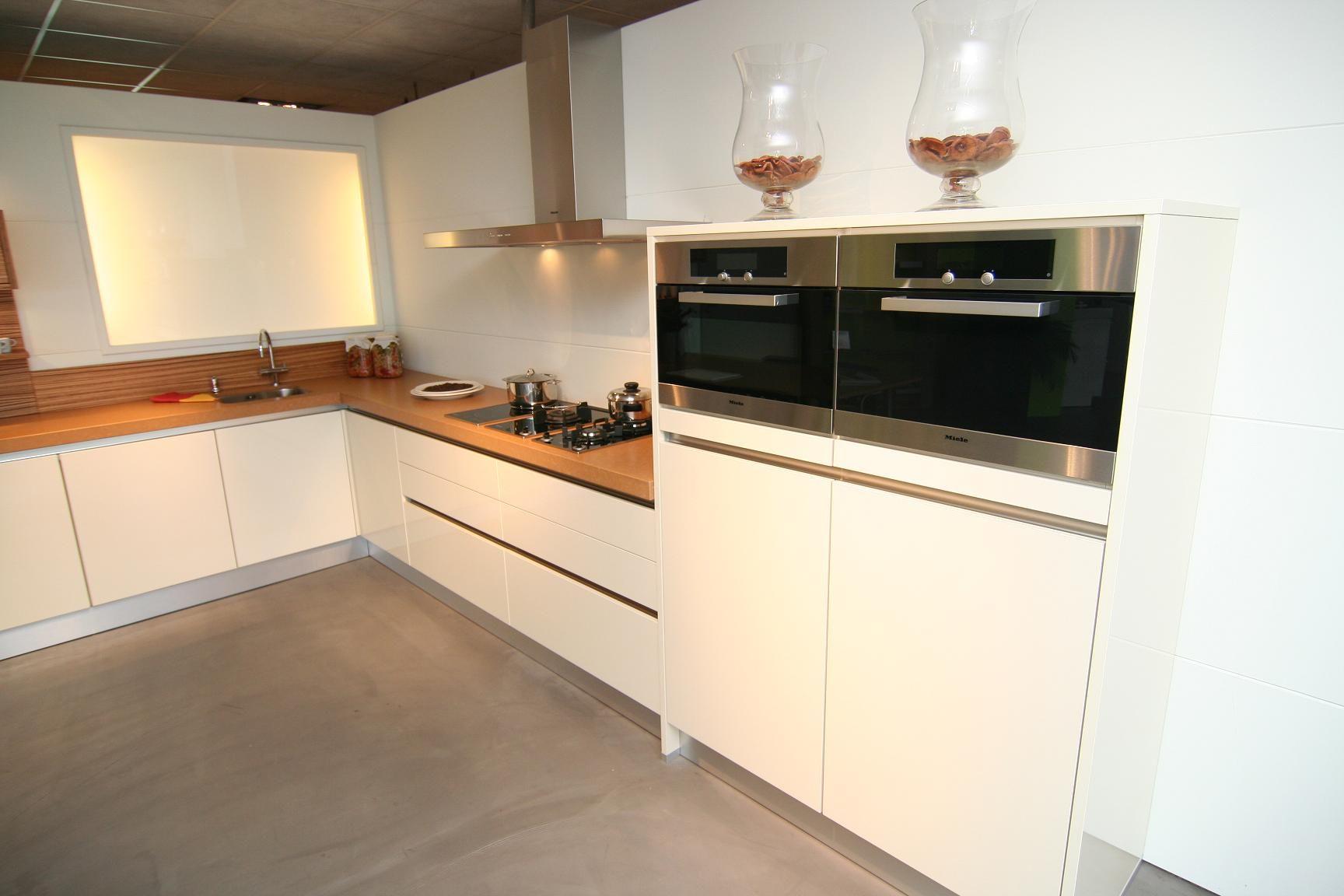 De voordeligste woonwinkel van nederland keller gl4000 creme 42807 - Keuken kleur ...