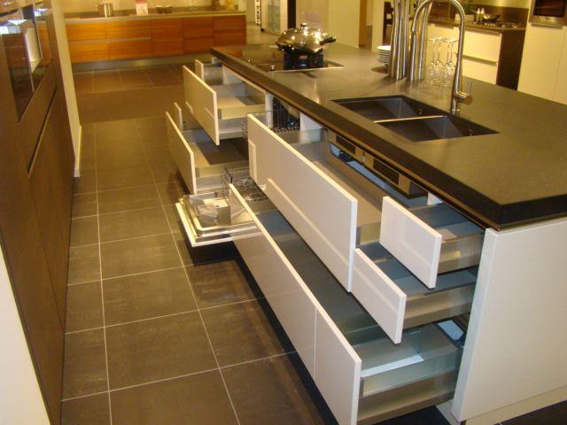 De voordeligste woonwinkel van nederland systemat eiland keuken 45568 - Afbeelding van keuken amenagee ...