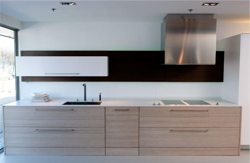 Keukens Rechte Opstelling : Showroomkorting nl De voordeligste woonwinkel van