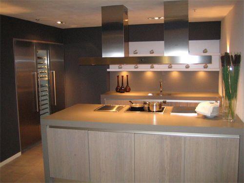 Showroom uitverkoop keukens beste idee n voor interieurontwerp - Centrum eiland keuken ...