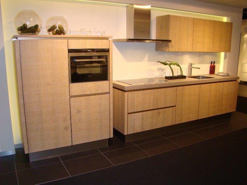 Keuken Eiken Modern : woonwinkel van Nederland! Modern landelijke keuken [45525