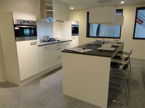 De voordeligste woonwinkel van nederland keller elba wit polygloss 46454 - Keuken decoratie model ...