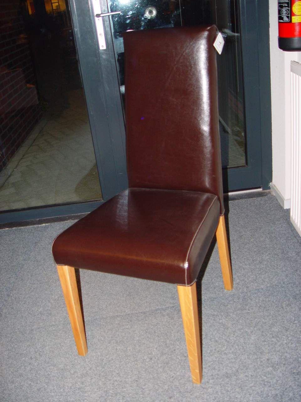 Leren eettafel stoelen affordable leren eettafel stoelen for Tweedehands eetkamerstoelen