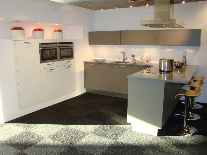 De voordeligste woonwinkel van nederland moderne keuken met bargedeelte - Afbeelding van moderne keuken ...