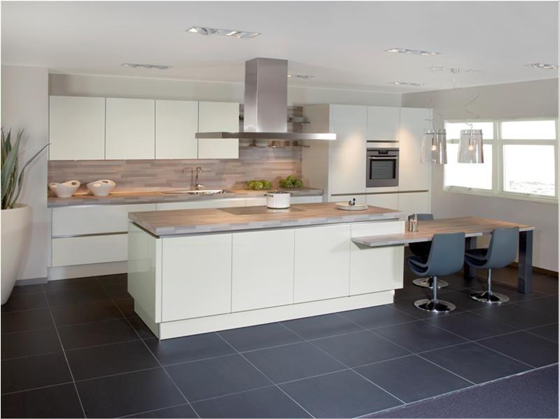 Keuken witte lak keuken galerij foto 39 s van binnenlandse en moderne binnenhuisarchitectuur - Keuken witte lak ...