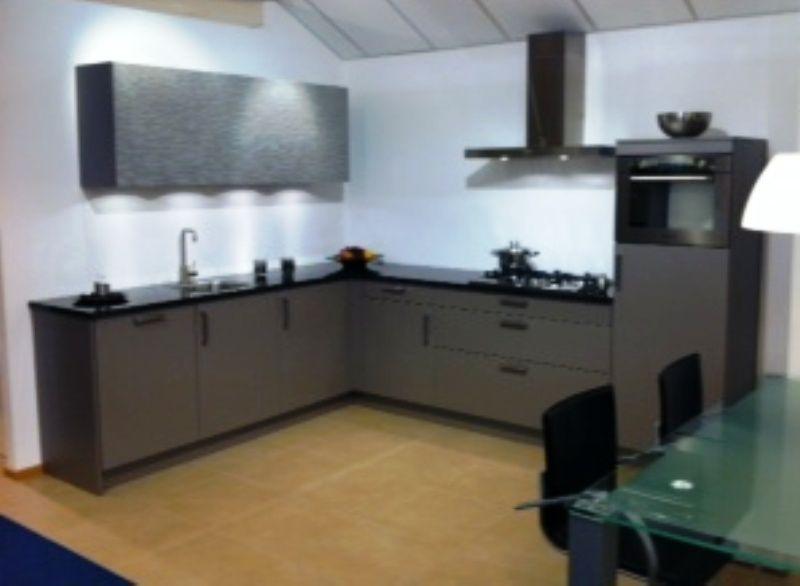 Moderne Keuken Werkblad : moderne keuken met granieten werkblad 45646 ...