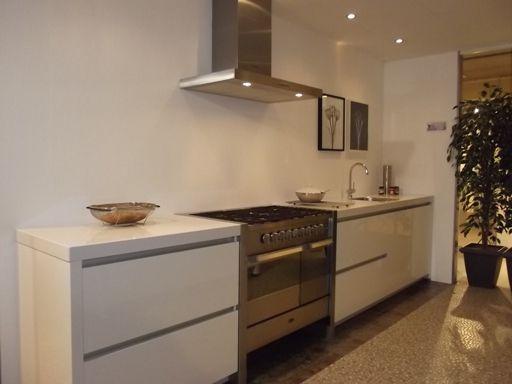 Keuken Plint Rvs : De Greeploze Fornuis Keuken kan naar wens worden aangepast, apparaten