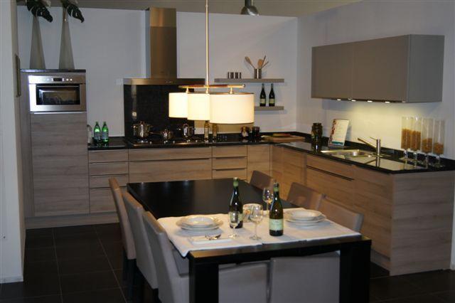 Design Keukens Hout : schmidt keuken met hout look 44645 deze hout ...