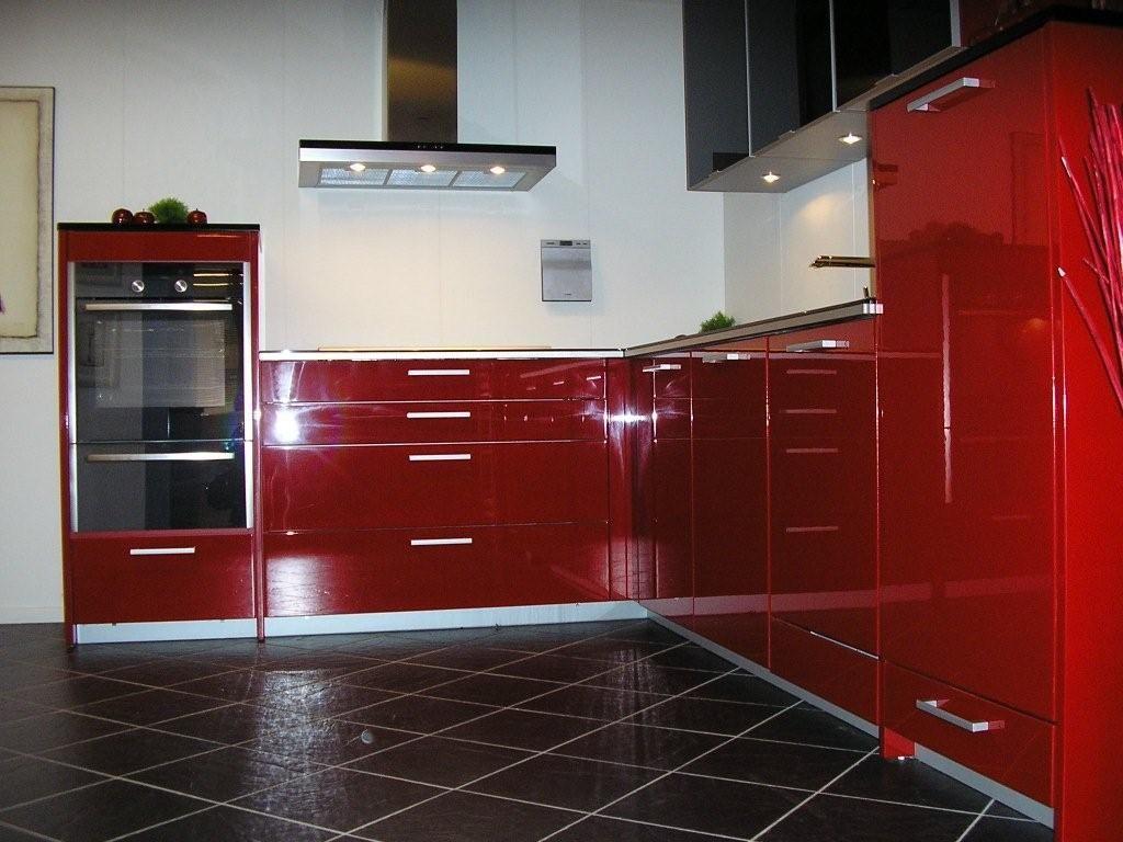 Rode Keuken Van Ikea : De voordeligste woonwinkel van Nederland! Keuken Bali Red [25247
