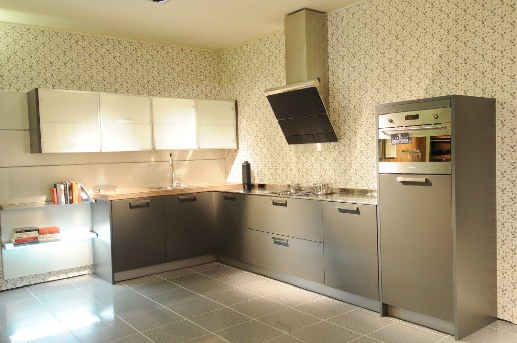 ... woonwinkel van Nederland!  Antracietgrijs moderne keuken [40640