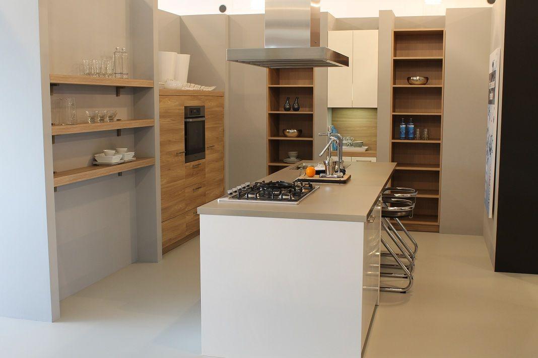 Spoelbak Keuken Wit : woonwinkel van Nederland! Elementa keuken wit met olm natuur [43100