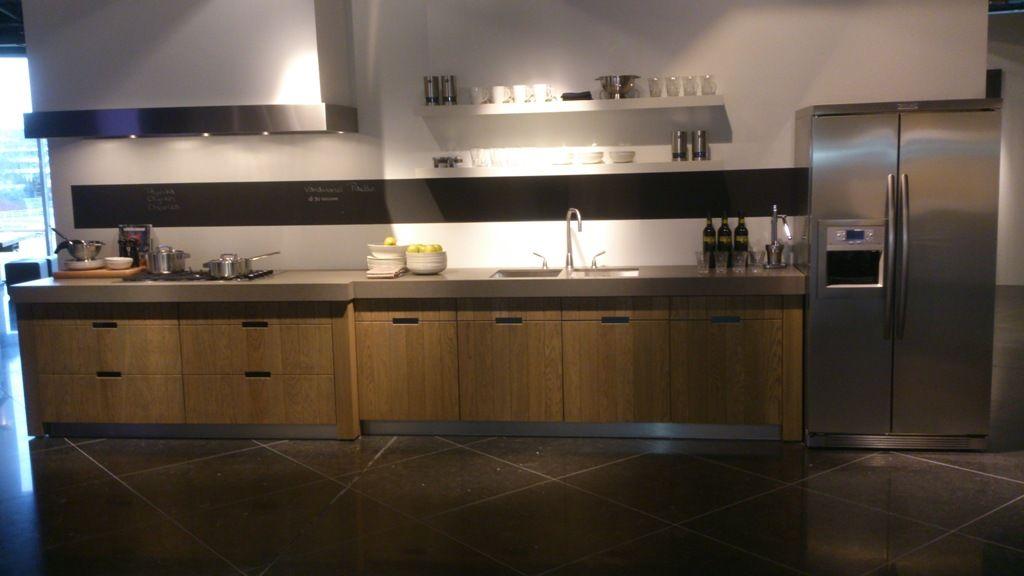 Keuken Plint Rvs : nl De voordeligste woonwinkel van Nederland! Eiken keuken [49427