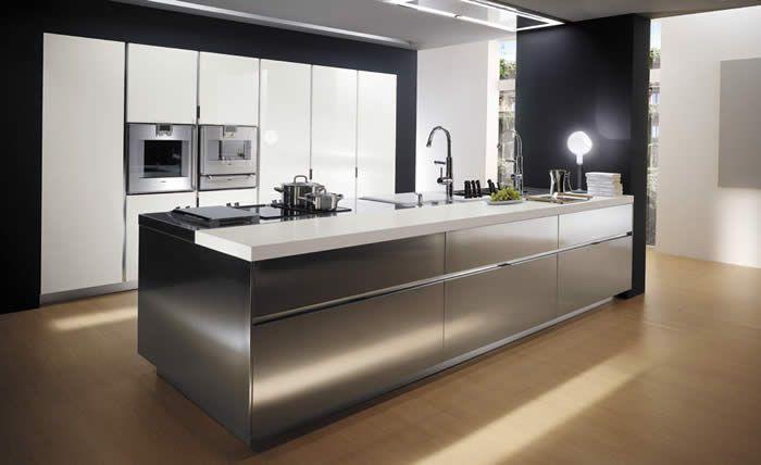 Exclusieve keuken met bijzondere apparatuur ~ beste ideen over huis