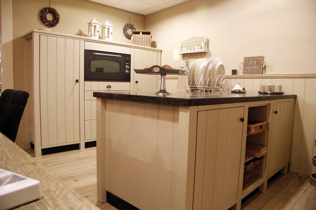 Keuken Met Eiland Afmetingen : landelijke keuken met kookeiland 50108 ambachtelijke keuken met