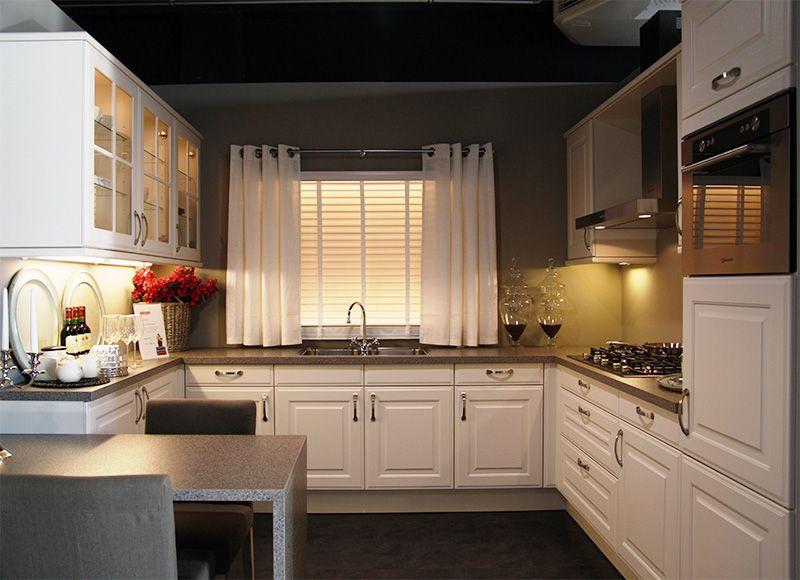 De voordeligste woonwinkel van nederland klassieke keuken 50165 - De klassieke keuken ...