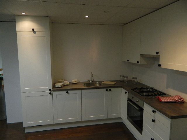 Moderne Keuken Met Spoelbak : MODERNE KEUKEN [49726]