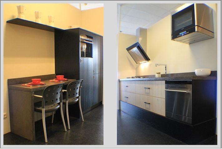 Zwevende Keuken Showroom : zwevende keuken 17 21936 zeer fraaie praktische keuken met veel laden