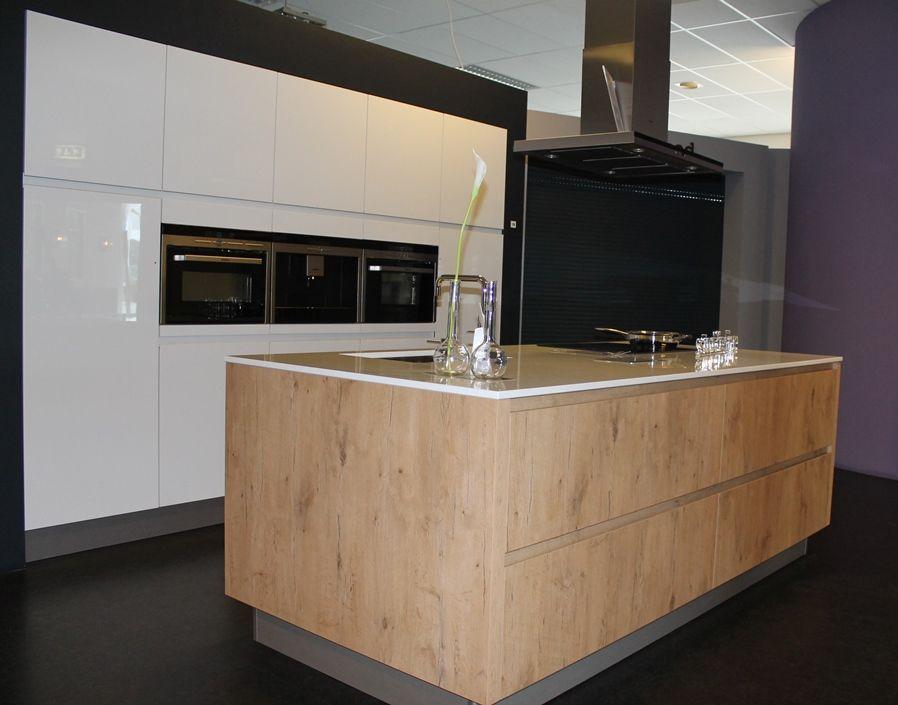 Keuken Kastenwand Met Nis : Showroomkorting.nl De voordeligste woonwinkel van Nederland