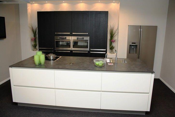 De voordeligste woonwinkel van nederland cubic 45159 - Model amerikaanse keuken ...