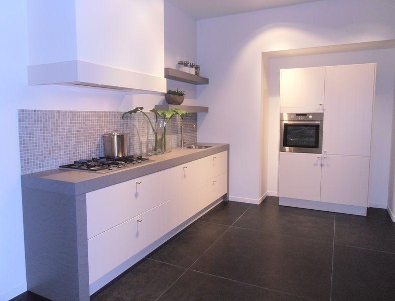 Keuken Plint Profiel : woonwinkel van Nederland! Modern landelijke keuken [46088